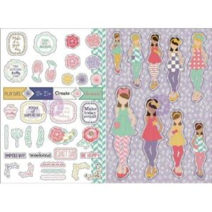 JN Planner Stickers-June