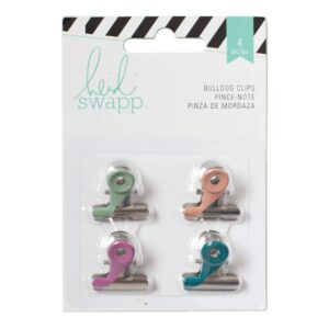 Accessories - HS - MemoryDex - Painted Bulldog Clips - P