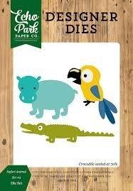 Safari Animals Set 2