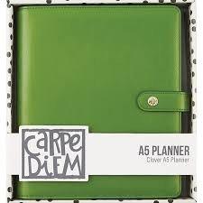 Clover A5 Planner - P
