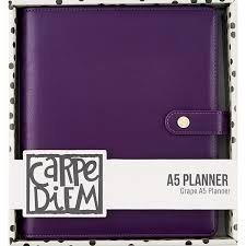Grape A5 Planner - P