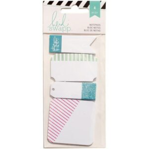 Embellishments - HS - Notepads - Color - P