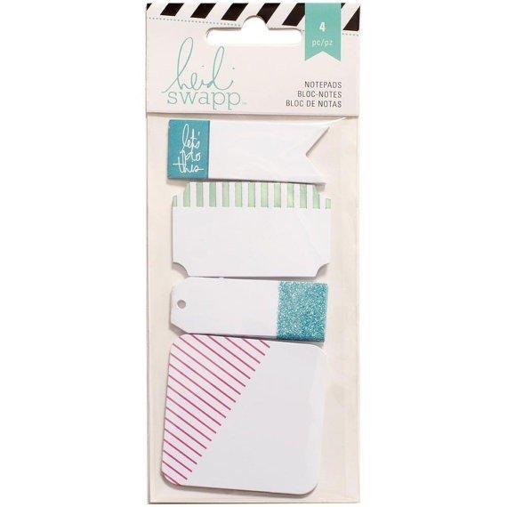 Embellishments - HS - Notepads - Color - P