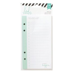 Paper Pad - HS - Memory Planner - To Do List - P