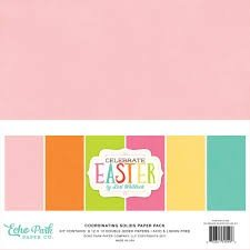 Celebrate Easter Solids Pack - P
