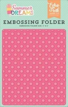 Embossing Folder -Sunny Dot - P