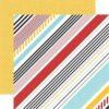 Papel para scrapbooking Echo Park Wonder Stripes – P