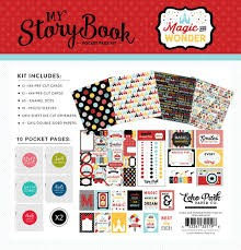 Pocket Page Kit - Magic & Wonder - P