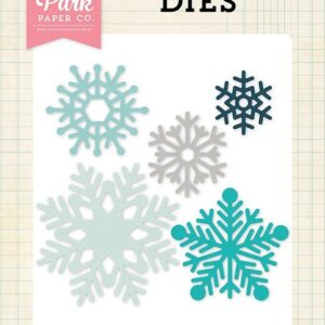 Winter Snowflakes Die Set - P
