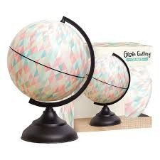 Globes - 1C2 - Globe Gallery - 8in - Geometric