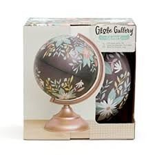 Globes - 1C2 - Globe Gallery - 8in - Wildflower - P