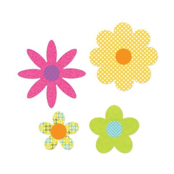 Bigz Die - Flower Layers 15 - P