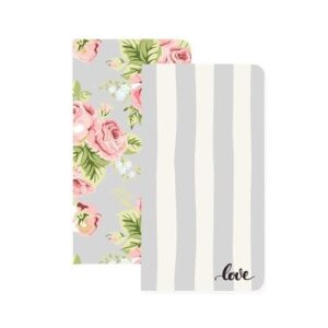 Love & Floral Traveler 2-pack - P