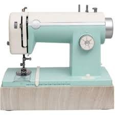 Stitch Happy - Sewing Machine - Mint - P