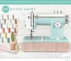 Stitch Happy - Sewing Machine - Mint - P