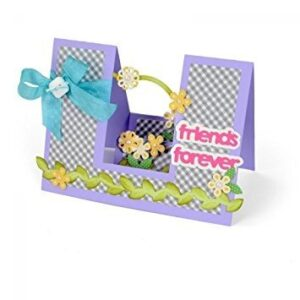 Framelits Die Set 23PK - Card, Friends Forever Step-Ups by Stephanie Barnard - P
