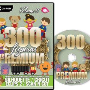 300 Figuras Premium Volume 11