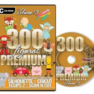 300 Figuras Premium Volume 13