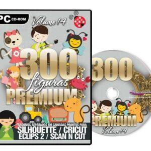 300 Figuras Premium Volume 14