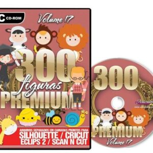 300 Figuras Premium Volume 17