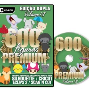 300 Figuras Premium Volume 18 - DUPLA EDIÇÃO