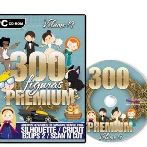 300 Figuras Premium Volume 19