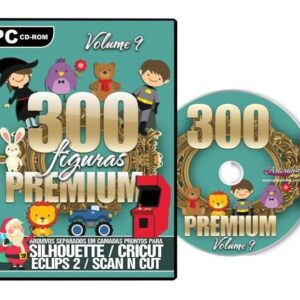 300 Figuras Premium Volume 9