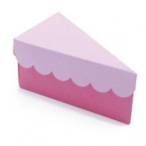 LC Template Die Dessert Box - P