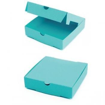 LC Template Die Mini Pizza Box - P