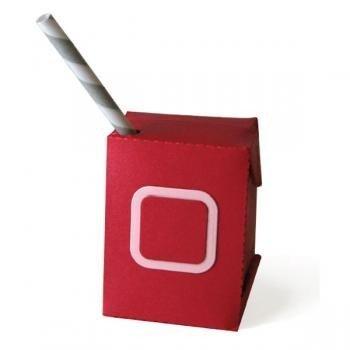Template Die - Juice Box - P