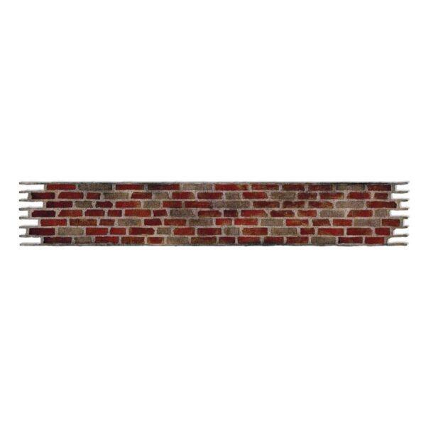 Sizzlits Decorative Strip Die - Brick Wall by Tim Holtz - P