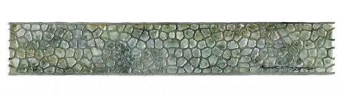 Sizzlits Decorative Strip Die - Cobblestones by Tim Holtz - P