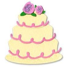 SIZZLITS SINGLES - Wedding Cake 2