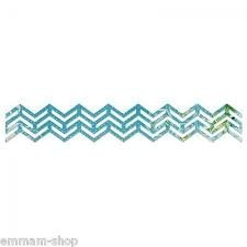Sizzix Sizzlits Decorative Strip Die - Chevron Border by Karen Burniston - P