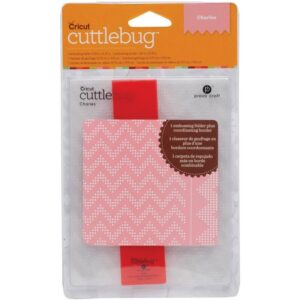CB Charle Embossing Folder - P