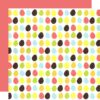 Papel para scrapbooking American Crafts Crackle – P