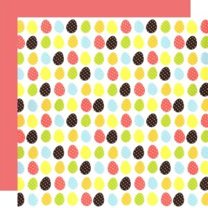 Papel para scrapbooking American Crafts Crackle - P