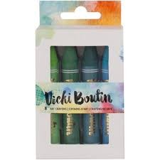 Mediums VB - Mixed Media - Art Crayons - Set 2 - (8 Piece) - P