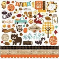 Element Sticker - A Perfect Autumn - P