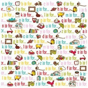 Papel para scrapbooking American Crafts Sally Patchrick