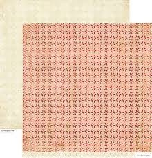 Papel para scrapbooking Crate Paper Candy Cane