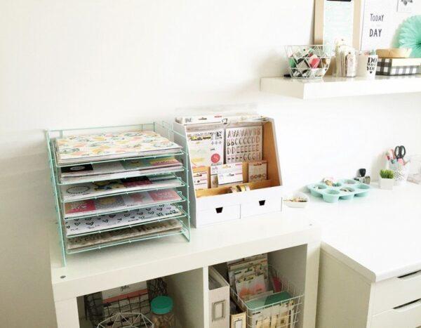 Desktop Storage - CP - Storage - Ceramic Organizer - P