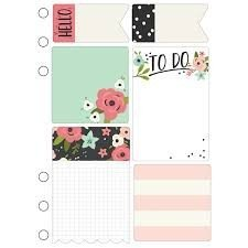 Bloom Sticky Notes - P