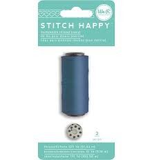 Stitch Happy - Thread Navy (2 Piece) - P