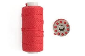 Stitch Happy - Thread Red (2 Piece) - P