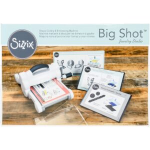 Big Shot Machine - Jewelry Studio - P