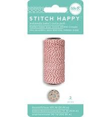 Stitch Happy - Bakers Twine Red (2 Piece) - P