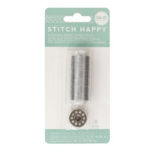 Stitch Happy - Metallic Silver (2 Piece) - P