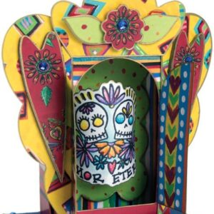 Sizzix Bigz XL Die - Heart Shrine by Crafty Chica - P