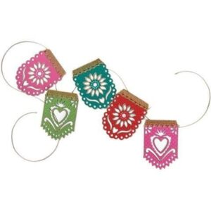Sizzix Thinlits Die Set 2PK - Banners, Papel Picado by Crafty Chica - P